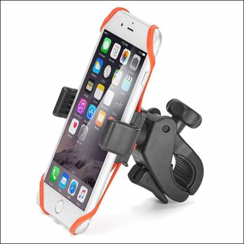 iKross Bike Mounts for iPhone X, iPhone 8 and iPhone 8 Plus