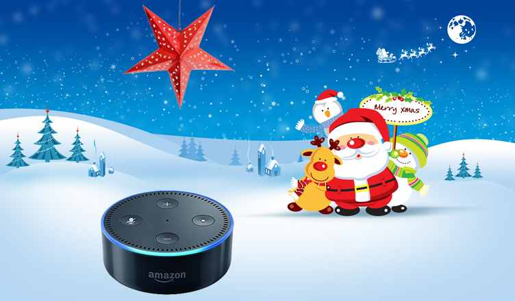 Best Alexa Skills For Christmas 2017