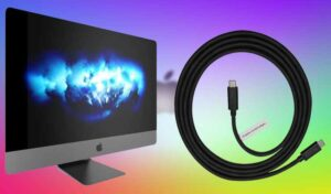 Best iMac Pro Thunderbolt 3 Cables