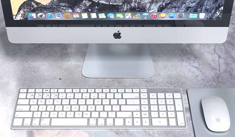 Best iMac Pro Wireless Bluetooth Keyboards