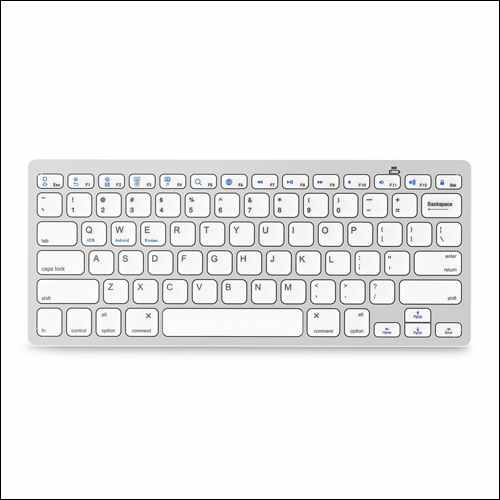 Jelly Comb Universal Bluetooth Keyboard for iMac Pro