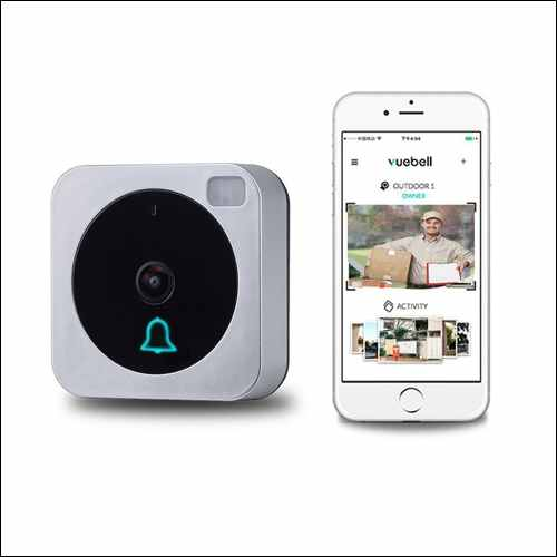 NETVUE Wireless Wifi Video Doorbell