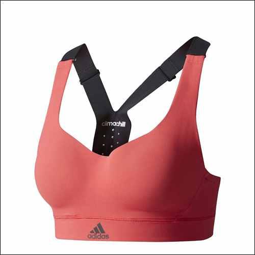 adidas Women's Training Climachill Bra