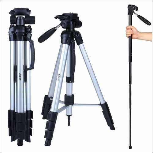 Albott Travel Portable DSLR Camera Tripod