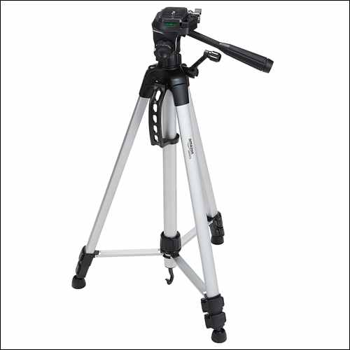 AmazonBasics Lightweight Camera Tripod
