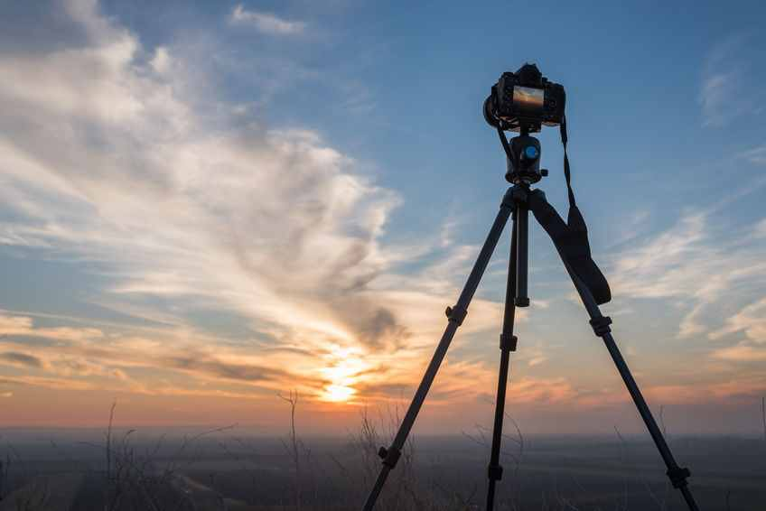 Best Tripods For DSLR Camera