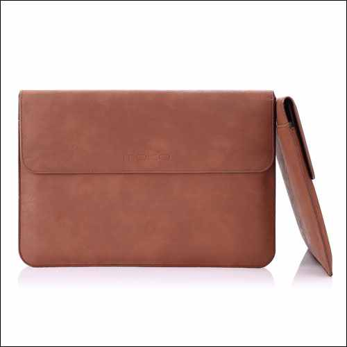 MoKo Leather MacBook Pro Sleeve