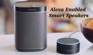 Best Alexa Enabled Speakers