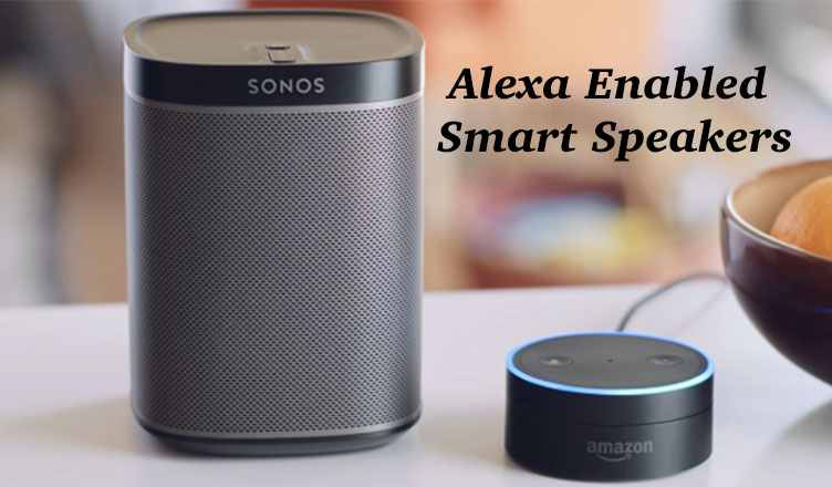 Best Alexa Enabled Speakers