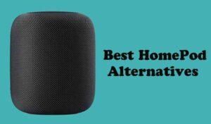 Best Homepod Alternatives