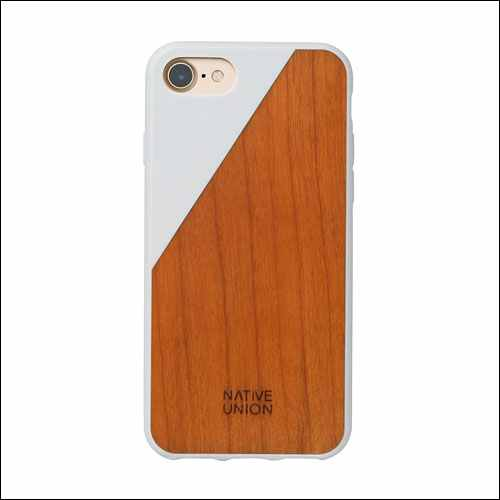 Native Union CLIC Wooden Case for iPhone 8