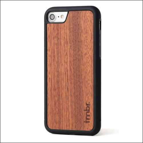 TMBR Unique Wooden iPhone 8 Case