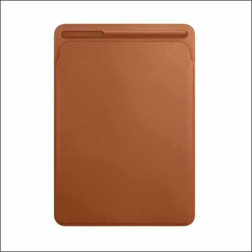 Apple Leather Sleeve for 10.5 inch iPad Pro