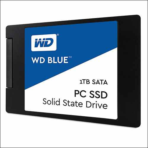 WD Blue 1TB PC Internal SSD for MacBook Pro