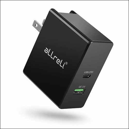 aLLreLi USB-C Apple MacBook Charger