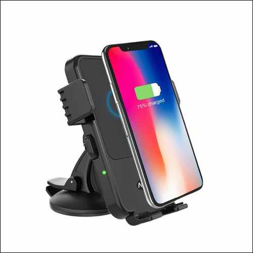 Acekool Wireless Car Charger for iPhone and Android