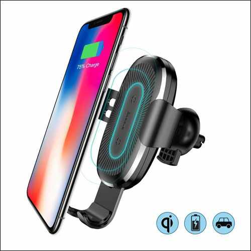 Baseus Wireless Car Charger for iPhone and Android