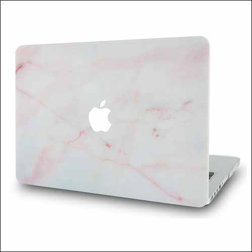 LuvCase Hard Shell Cover for MacBook Pro 13 inch
