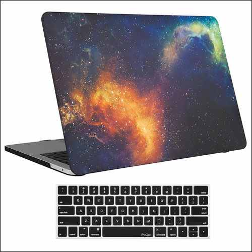 ProCase Hard Case and Keyboard Cover for Apple Macbook Pro 15 inch with Touchbar