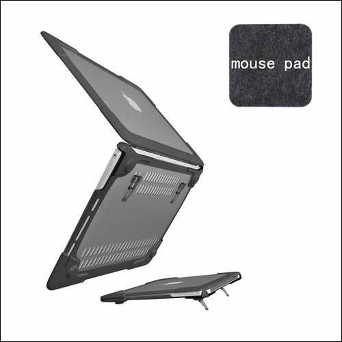 SPESSN Heavy Duty Case for Apple Macbook Pro 13 Inch