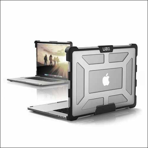 URBAN ARMOR GEAR Bumper Case for MacBook Pro 15-inch with Touch Bar