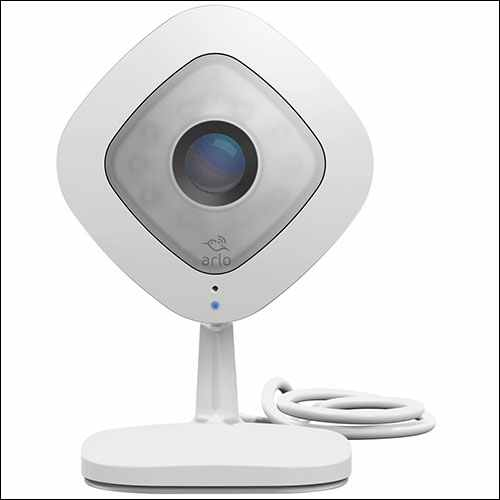 Arlo Q – Wired Security Camera