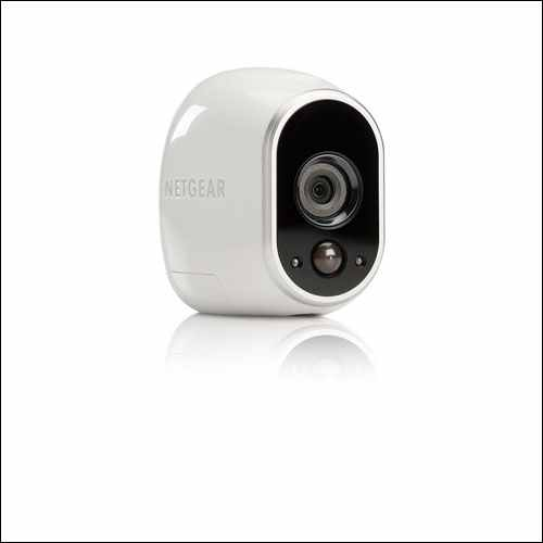 Arlo by NETGEAR Indoor Security System Works With Alexa