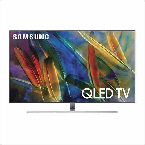 Samsung QN65Q7F 65-Inch 4K Ultra HD TV for Apple TV 4k