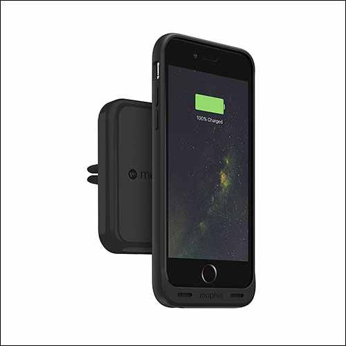mophie Wireless Car Charger for iPhone