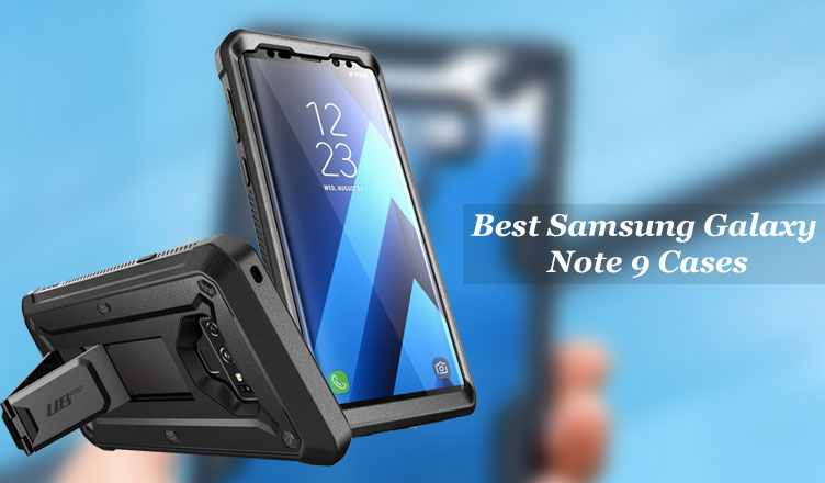 innovative design 91edc 378d9 12 Best Galaxy Note 9 Cases : Protective Samsung Note 9 Covers