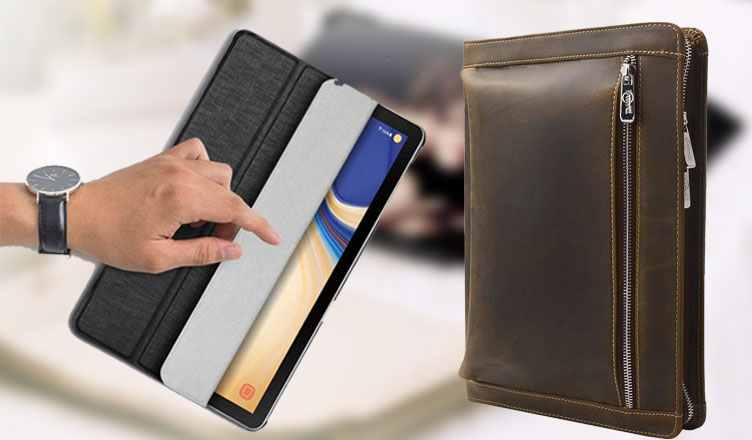 buy online 14951 52c72 10 Best Galaxy Tab S4 Cases : Protective Folio, Flip and Keyboard Cases
