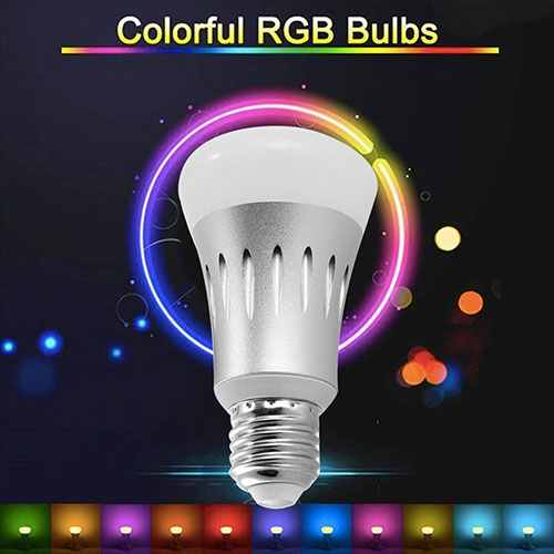 EEEKit HomeKit Supported WiFi LED Color Changing Light Bulb
