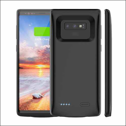 Vproof External Battery Case for Samsung Note 9