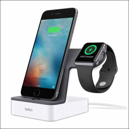 Belkin PowerHouse Charging Dock for Apple Watch