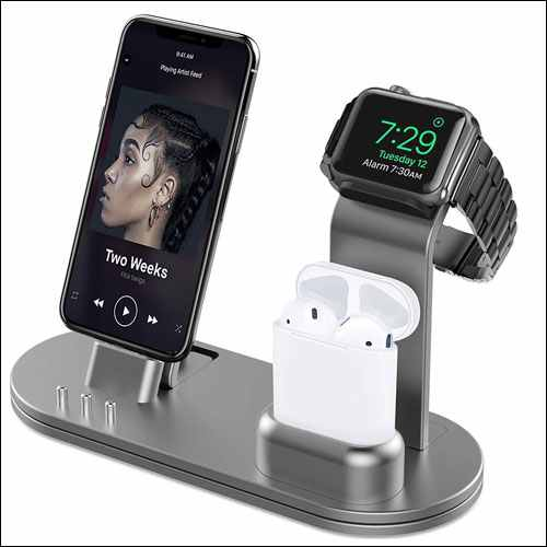 OLEBR Charging Stand for Apple Watch