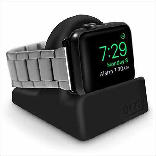 Orzly Magnetic Charging Dock for Apple Watch
