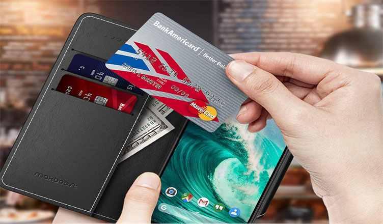 Best Google Pixel 3 Wallet Cases