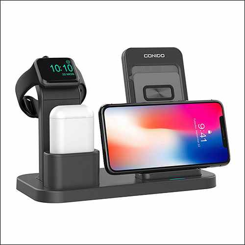 Conido Wireless Docking Station for iPhone