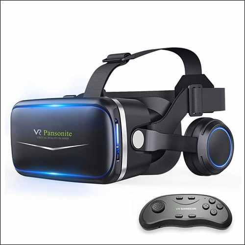Pansonite iPhone 3D VR Headset