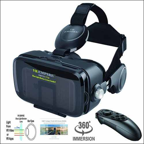 VR Empire 3D Glasses with Controller