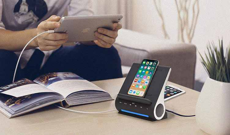 Best Docking Station With Speaker for iPhone