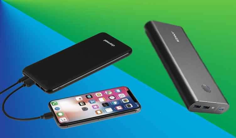 Best Fast Charging Power Banks for Android and iPhone Mobile Phones
