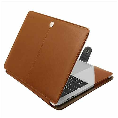 MOSISO MacBook Air Leather Case