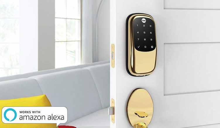 7 Best Alexa Smart Door Lock 2019 Most Secure Front Door