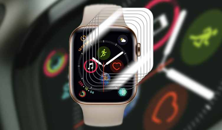 Best Apple Watch 44MM Screen Protectors