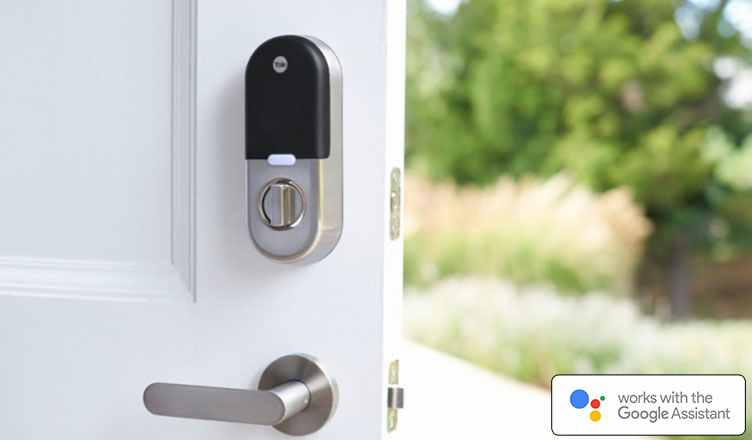 Best Google Assistant Compatible Smart Lock for Google Home and Mini