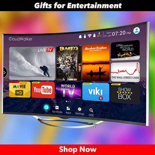 Best Tech Gifts for Entertainment