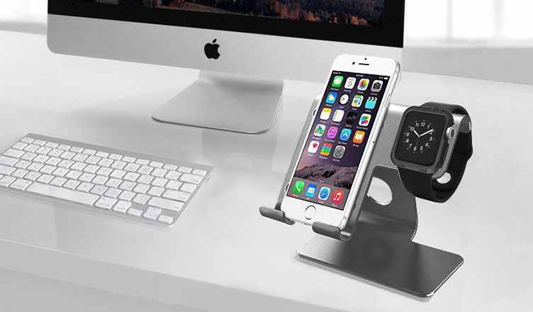Best iPhone and Apple Watch Dock