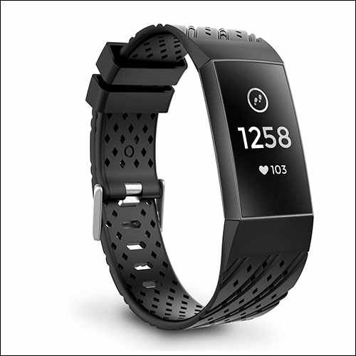 GreenInsync Charge 3 Fitbit Strap