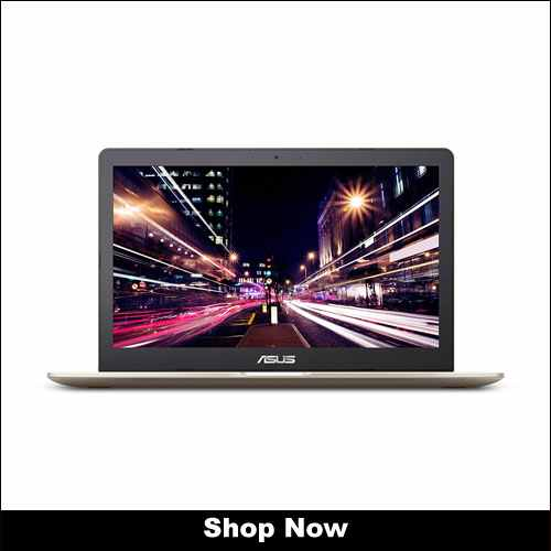 Asus VivoBook Pro 4K Touch Screen Laptop